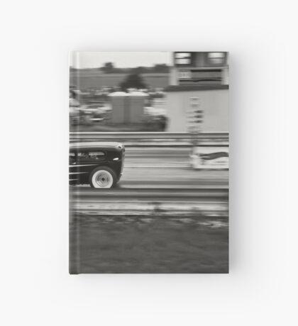 Nostalgia Drag Racing Hardcover Journal