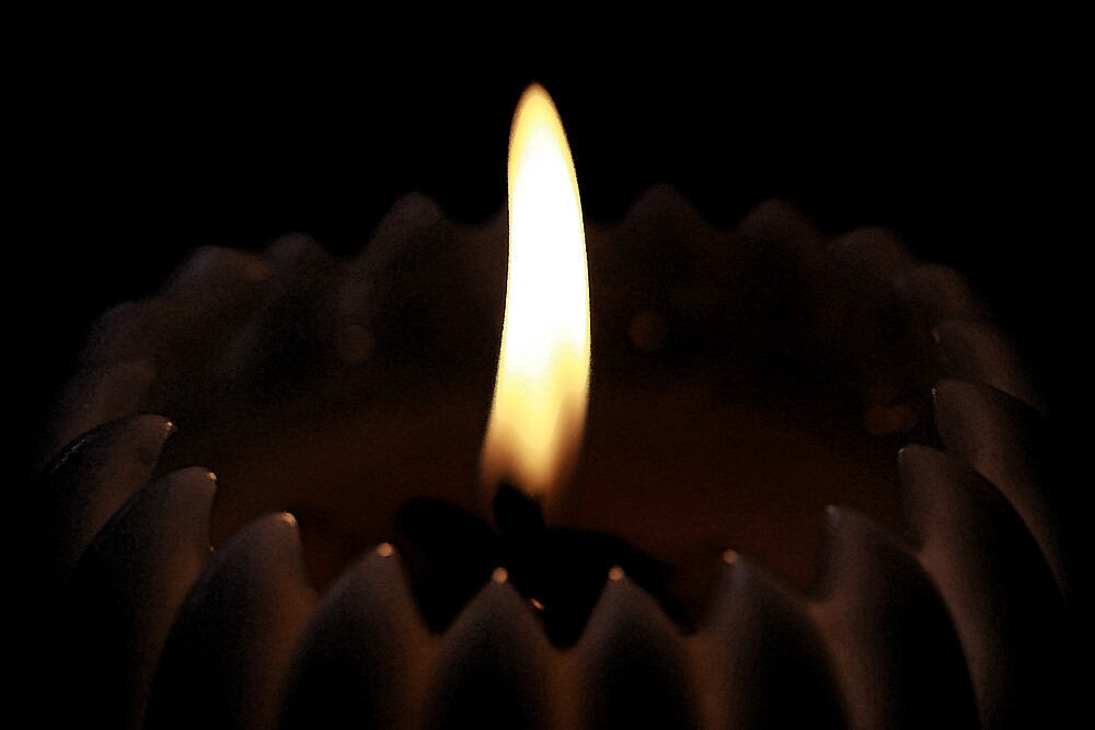 Candle Glow by shadyuk