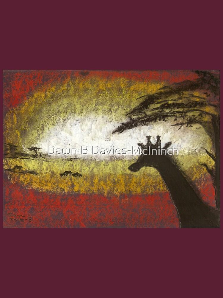 Savannah Sundown by dawndavies