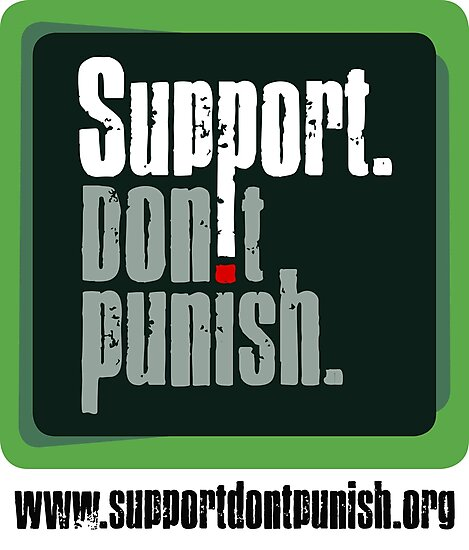 Support Don't Punish by SDPcampaign