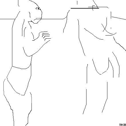 pizarro at the incan baths 2 by mhkantor