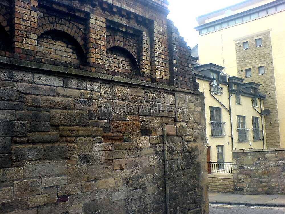 A 'Bugger Wall by Murdo  Anderson