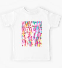 Pink Party Sugarcane Kids Tee