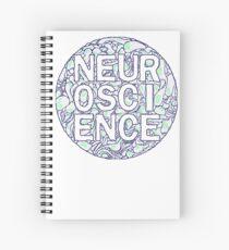 NeuroSci Bold Spiral Notebook