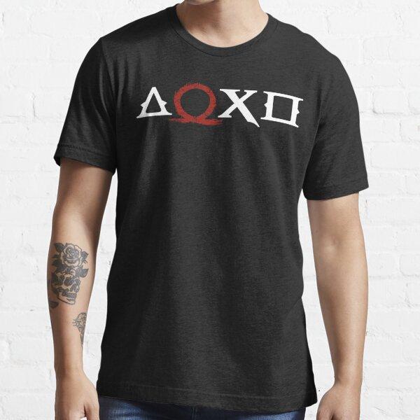 Icônes de bouton mythologique T-shirt essentiel