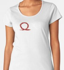 Mythological Button Icons Women's Premium T-Shirt