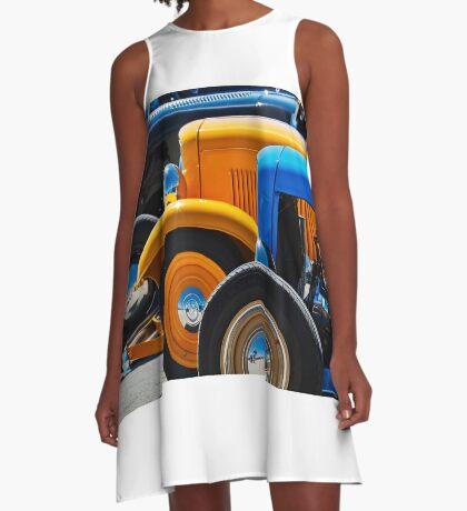'32 x 3 A-Line Dress