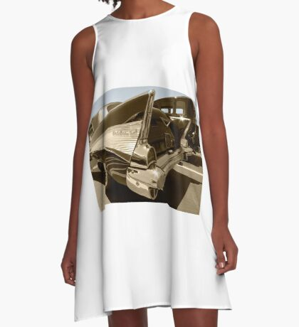 Belair A-Line Dress