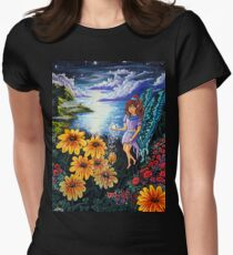 the magical moonlit island of pelagria T-Shirt