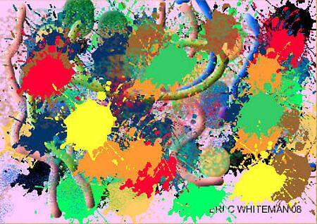 ( BIANCASIS ) ERIC WHITEMAN ART  by eric  whiteman