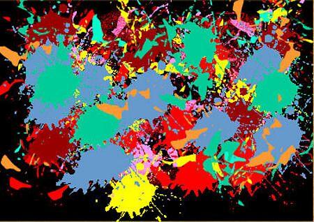 (CROW ISLAND ) ERIC WHITEMAN ART  by eric  whiteman