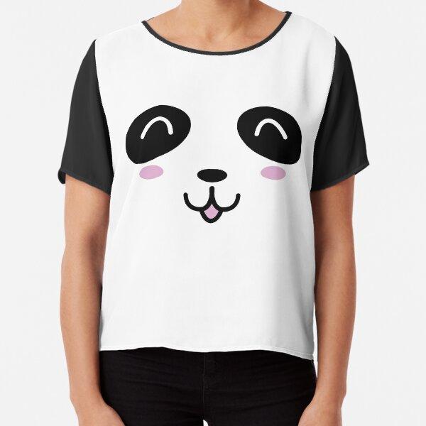 Panda cachorro (Baby Panda Bear) Blusa