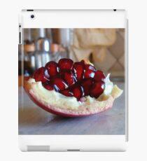pomegranate...red fruit iPad Case/Skin