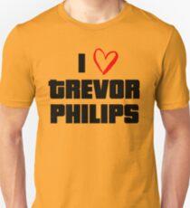 I LOVE TREVOR PHILIPS Unisex T-Shirt