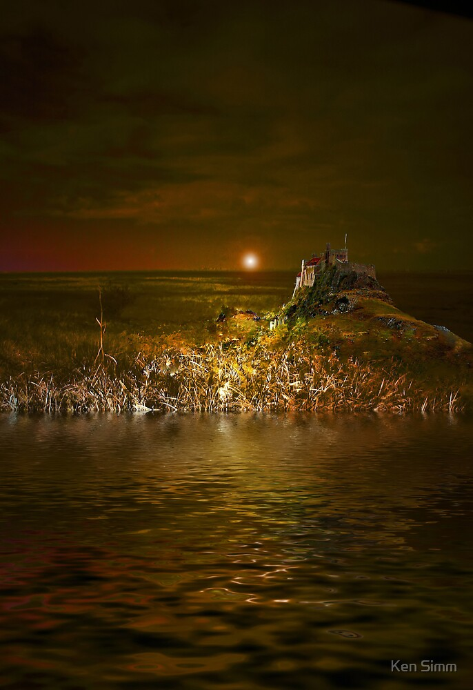 Castle of the Fisher King 2 by Kenart