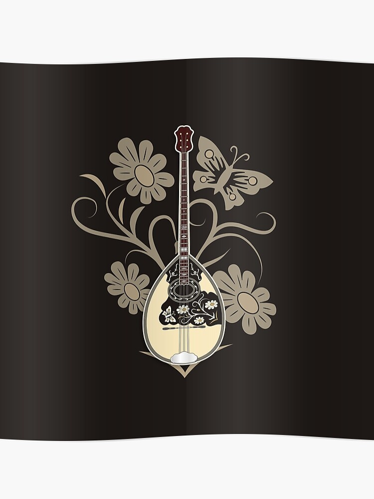 Greek Bouzouki | Poster