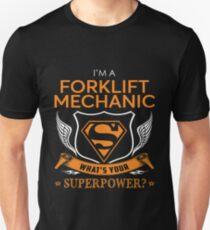 FORKLIFT MECHANIC Unisex T-Shirt