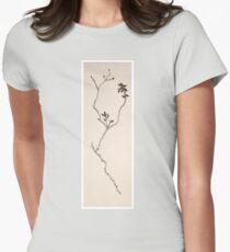 Sleepwalker Womens Fitted T-Shirt