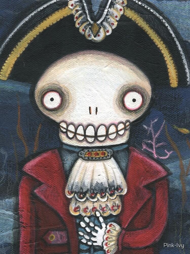 Davy Jones by Pink-Ivy