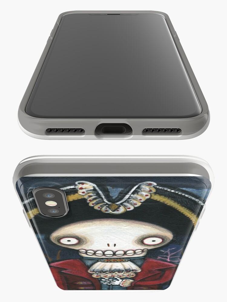 Alternate view of Davy Jones iPhone Case & Cover