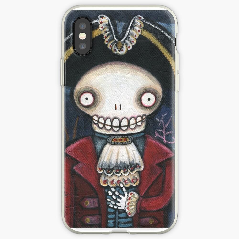 Davy Jones iPhone Case & Cover