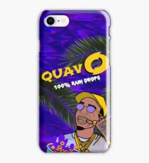 Quavo's Cereal (PURPLE) iPhone Case/Skin