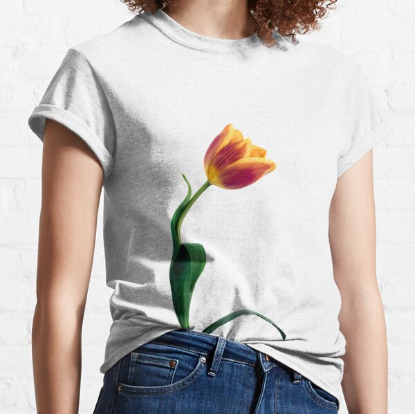 Natural Tulip flower Classic T-Shirt