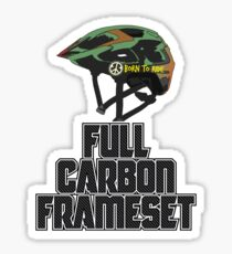 Full Carbon Frameset Sticker