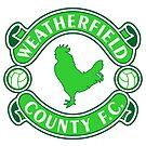 County Football Club by JohnnyMacK