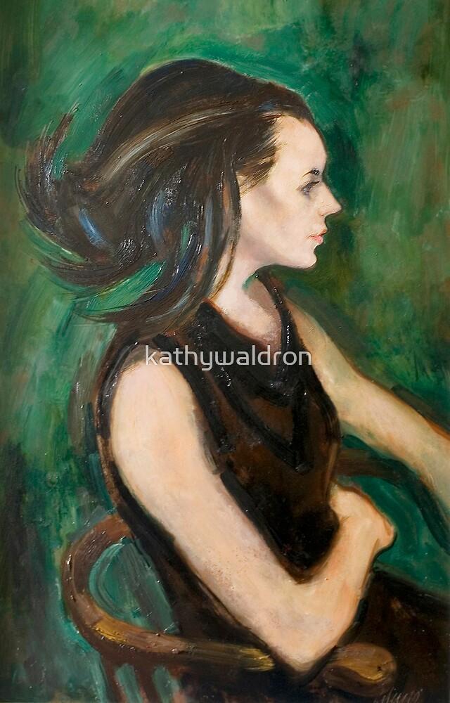 Lady J by kathywaldron