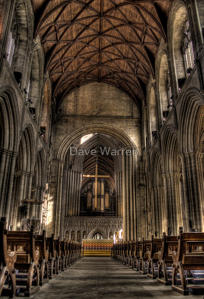 The Main Altar by Dave Warren