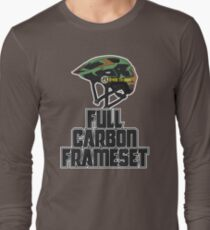 Full Carbon Frameset Long Sleeve T-Shirt
