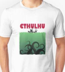 Cthulhu Jaws Unisex T-Shirt