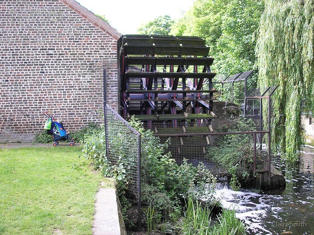 Water Mill by ClaireSmith