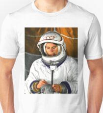 Valentina Vladimirovna Tereshkova-Vostok 6 Unisex T-Shirt