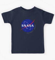 SNASA (Secret NASA - Logo) Kids Clothes