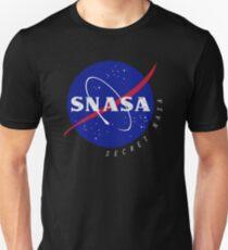 SNASA (Secret NASA - Logo) T-Shirt
