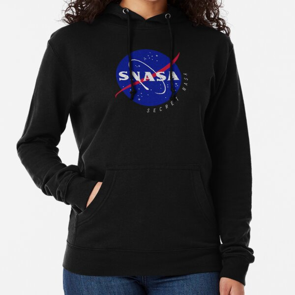 SNASA (Secret NASA - Logo) Sweat à capuche léger
