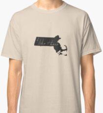 I Like It Here Massachusettes Classic T-Shirt