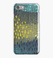 Cosmic Particles by Friztin iPhone Case/Skin