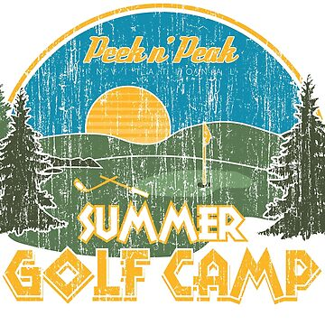 PNP Invitational Summer Golf Camp by haylith