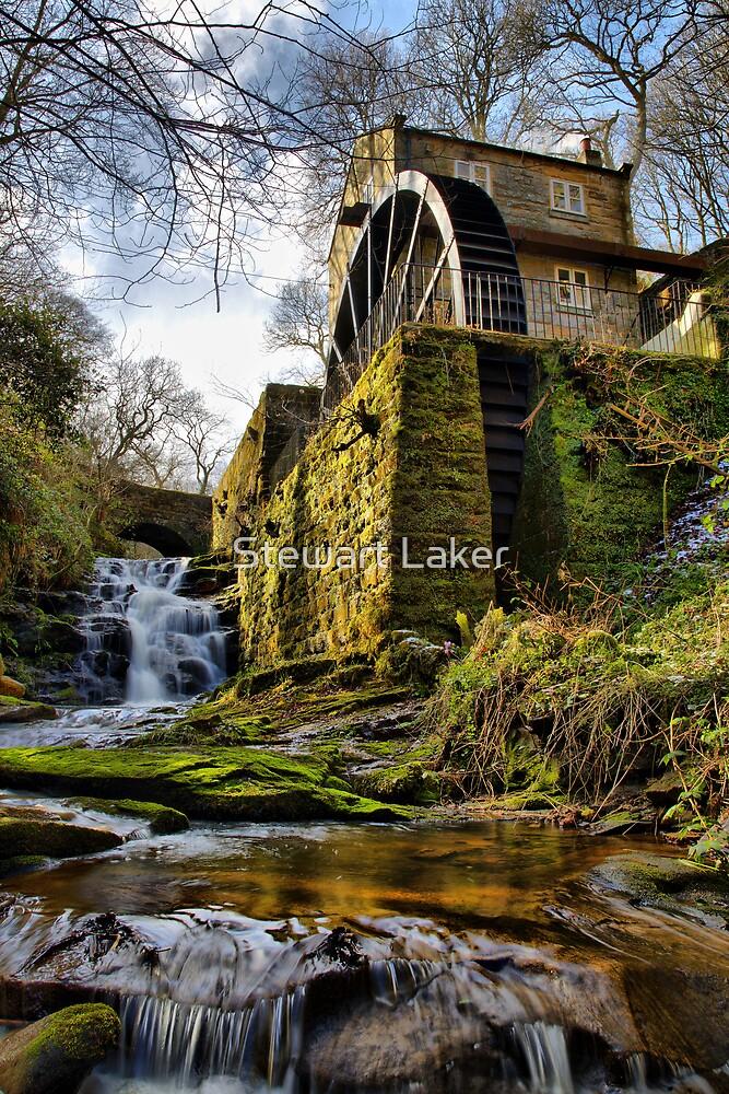 Ramsdale Mill by Stewart Laker