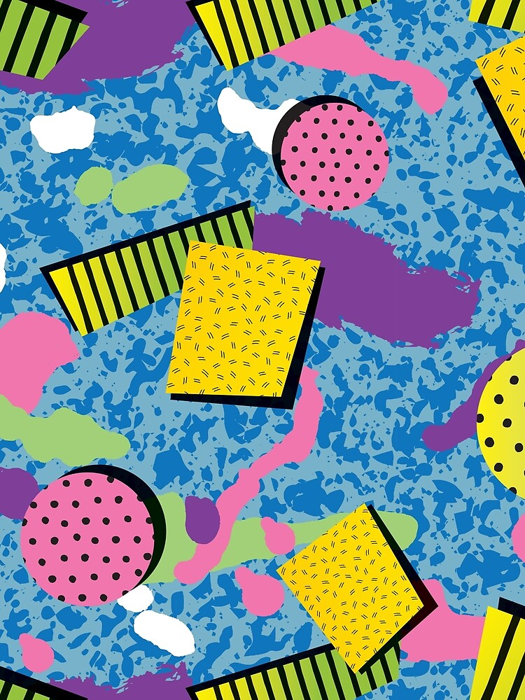 Full On Colors Dots and Strips by TAZUZU