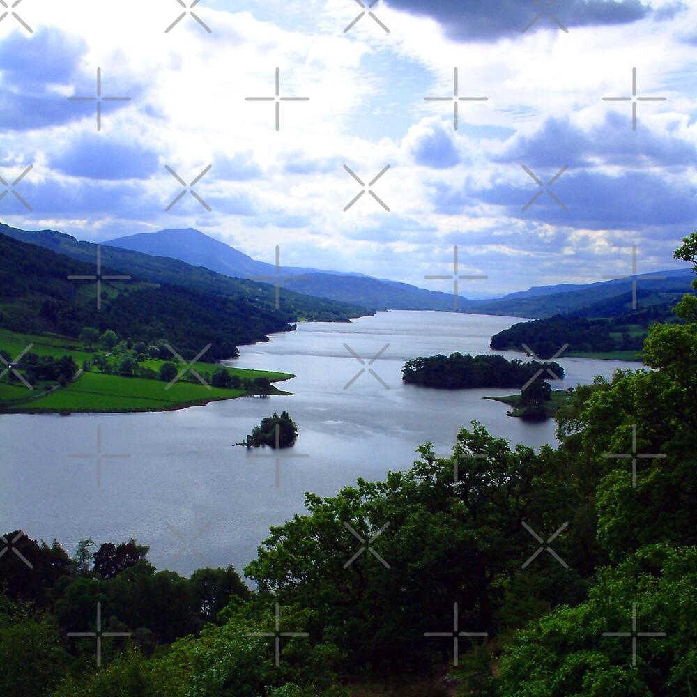 Queen's View II by Tom Gomez