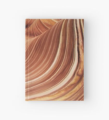 The Wave Hardcover Journal