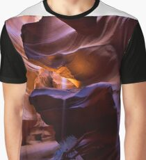 Upper Antelope Canyon Graphic T-Shirt