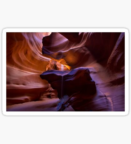 Upper Antelope Canyon Sticker
