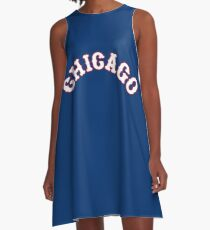 chicago A-Line Dress