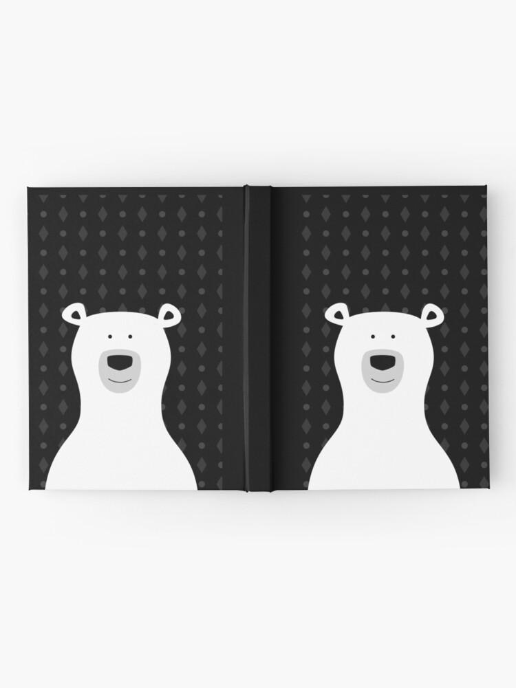 Alternate view of Bear Hardcover Journal