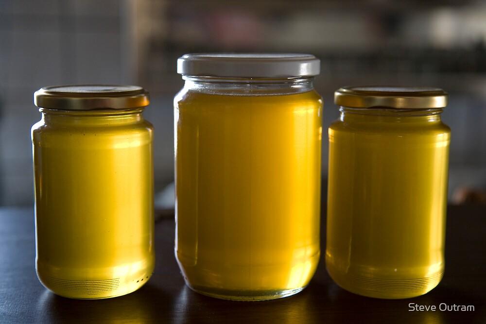 Jars of Honey by Steve Outram